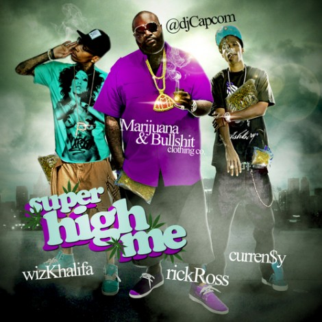 Super high me mixtape by wiz khalifa,rick ross,curren$y hosted by.